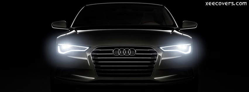 Audi A7 facebook cover photo hd