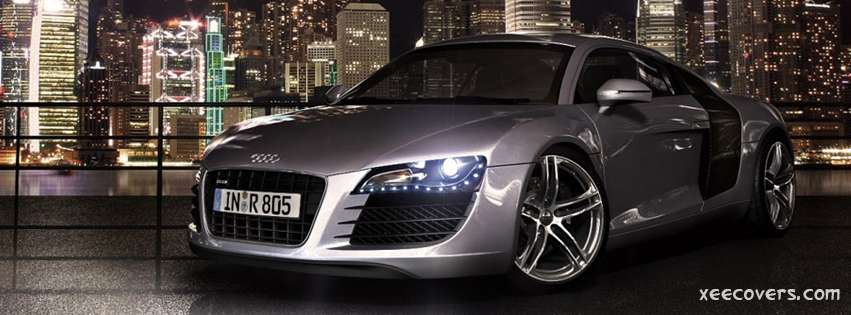 Audi R8 facebook cover photo hd