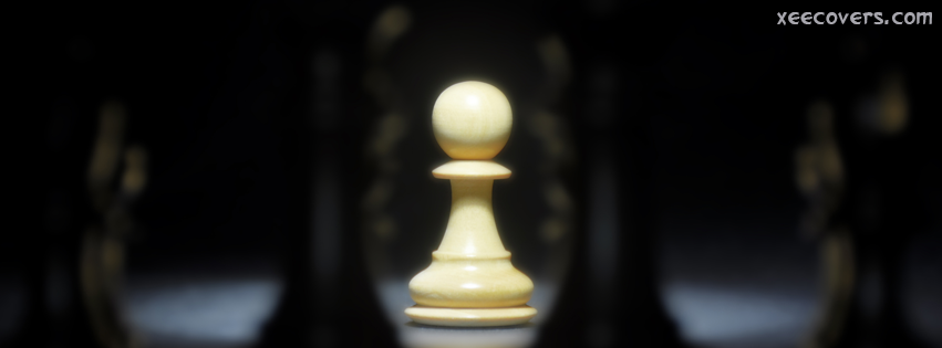 Chess Pawn FB Cover Photo HD