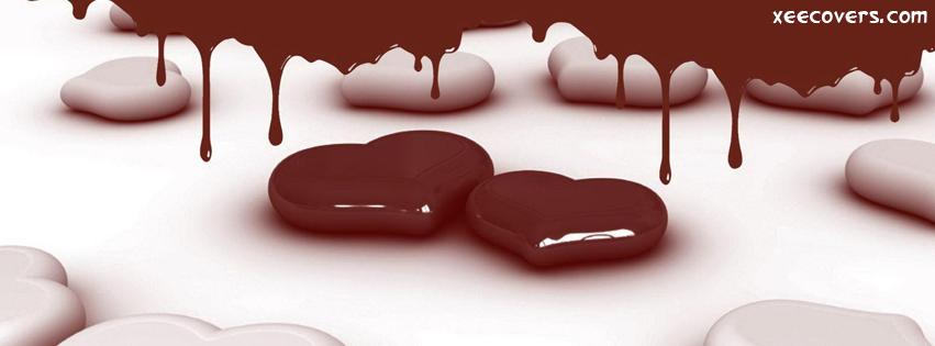 Chocolate Love FB Cover Photo HD