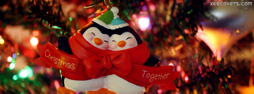 Christmas Together  With Love facebook cover photo hd