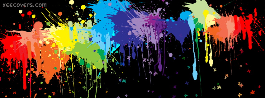 Colors FB Cover Photo HD