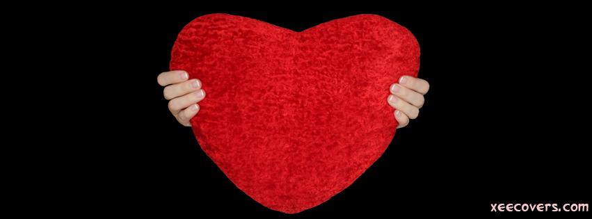 Cusion Heart FB Cover Photo HD