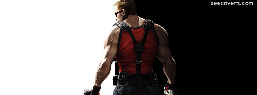 Duke Nukem FB Cover Photo HD