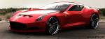 Ferrari 612 GTO Red