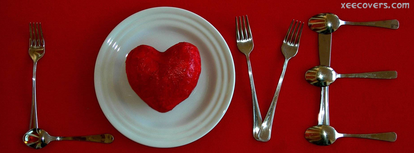 Fork Love FB Cover Photo HD