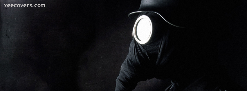 Gas Mask FB Cover Photo HD