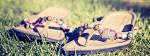 Grass Relax Foot Sandals