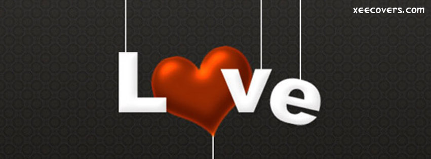 Hanging Love FB Cover Photo HD
