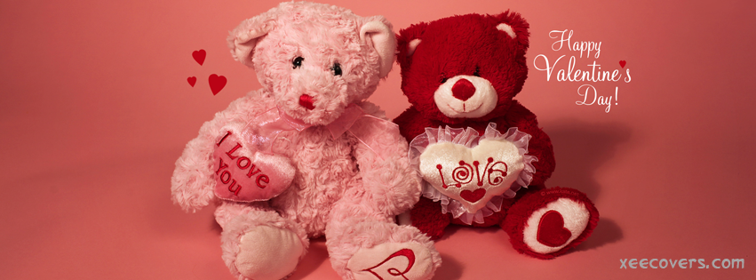 Happy Valentines Day FB Cover Photo HD