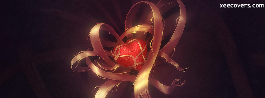 Heart In Hearts FB Cover Photo HD