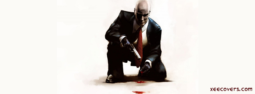Hitman After Coplite His Mission FB Cover Photo HD