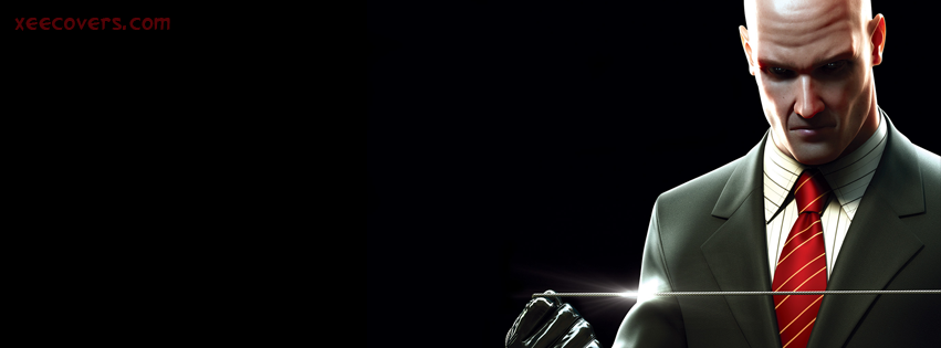Hitman Hero facebook cover photo hd