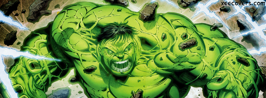 Hulk 3D FB Cover Photo HD
