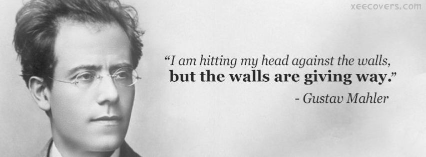 Iam Hitting My Head Against The Walls…, FB Cover Photo HD