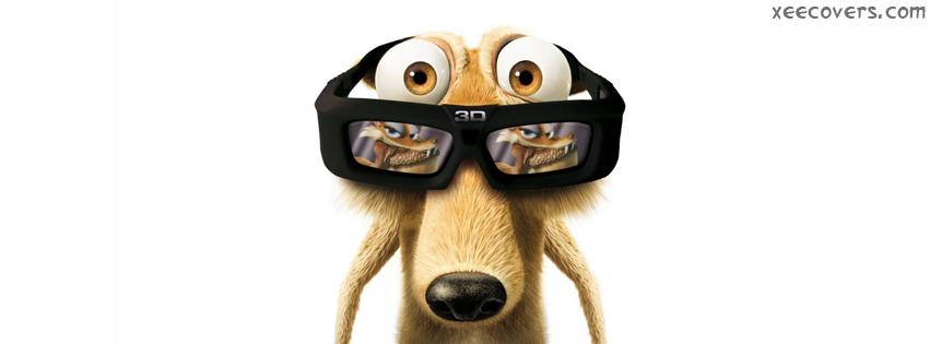 Ice Age 3d FB Cover Photo HD