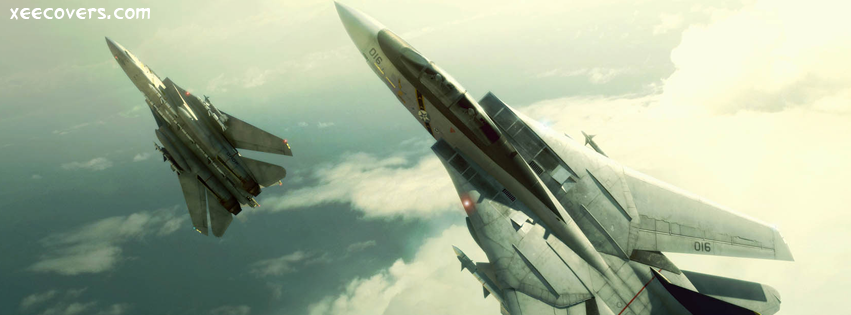 Jet Fighters facebook cover photo hd