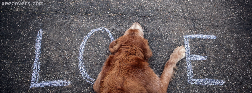 Love Dogs FB Cover Photo HD