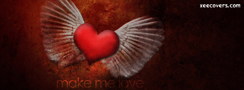 Make Me Love FB Cover Photo HD