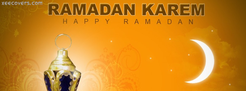 Ramadan Karem FB Cover Photo HD