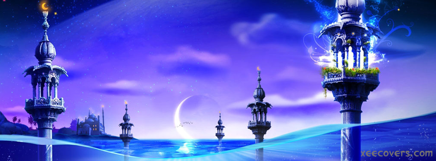 Ramzan And Majids FB Cover Photo HD