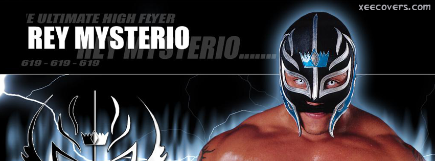 Rey Mysterio FB Cover Photo HD