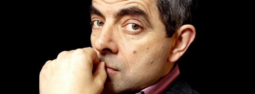 Rowan Atkinson facebook cover photo hd