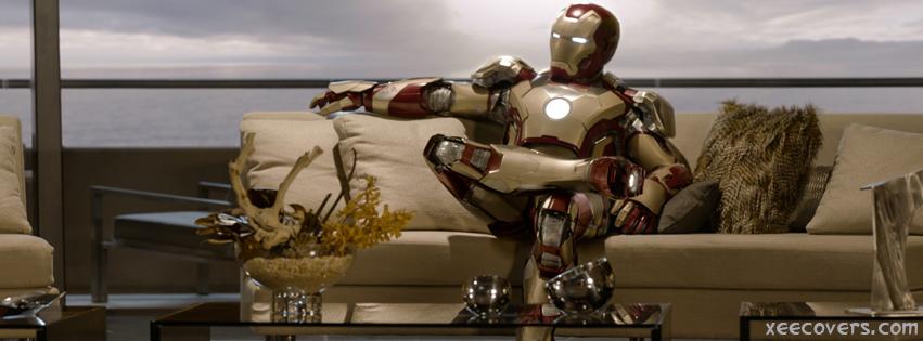 Iron Man FB Cover Photo HD