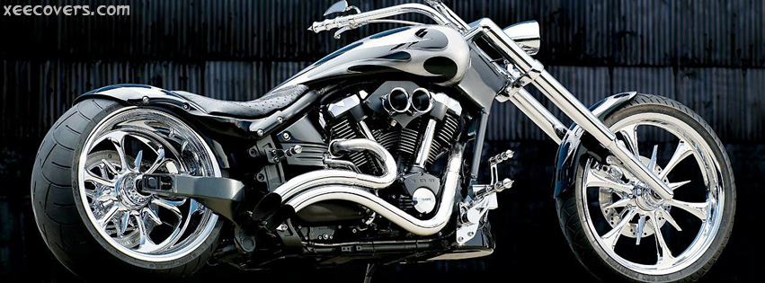 Yamaha Chopper Sports FB Cover Photo HD