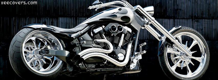 Yamaha Chopper Sports facebook cover photo hd