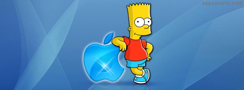 Bart Simpson FB Cover Photo HD