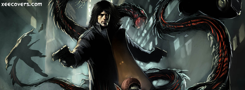 Darkness 2 FB Cover Photo HD