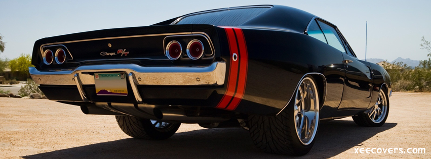 Dodge Challenger RT FB Cover Photo HD