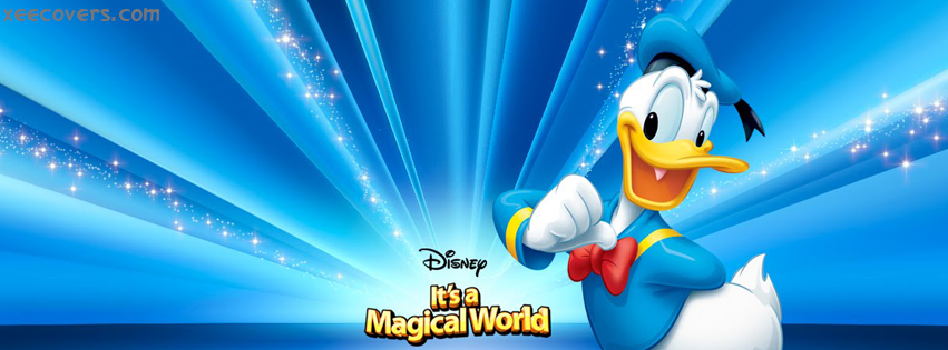 Donald Duck FB Cover Photo HD