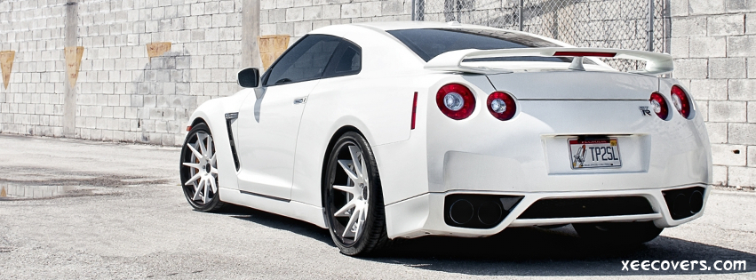 GTR R35 FB Cover Photo HD