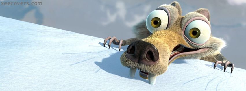 Ice Age Scrat FB Cover Photo HD