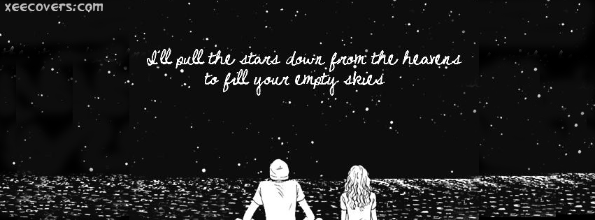 I'll Putt The Stars Down From The Haven FB Cover Photo HD