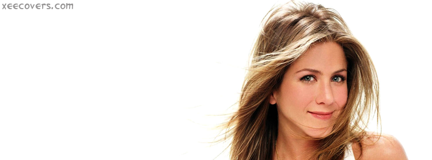 Jennifer Aniston In Style FB Cover Photo HD