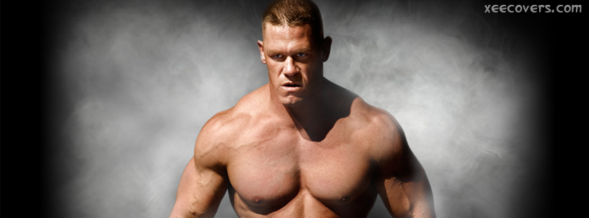 Jhon Cena In 2012 FB Cover Photo HD