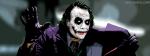 Joker Batman In Action