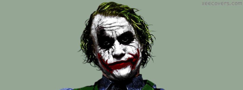 Joker Batman facebook cover photo hd