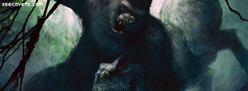 King Kong FB Cover Photo HD