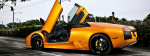 Lamborghini Murcielago Yellow