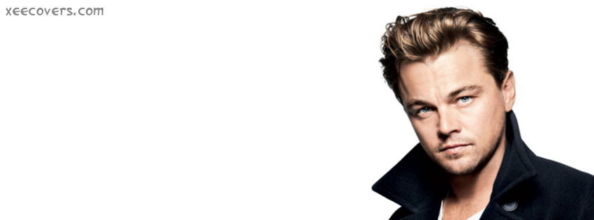 Leonardo DiCaprio Blue Eyes FB Cover Photo HD