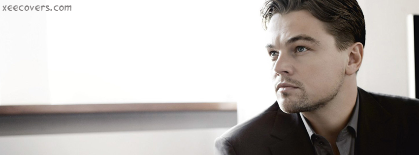 Leonardo DiCaprio facebook cover photo hd