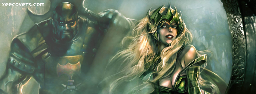 Marvel Ultimate Alliance FB Cover Photo HD