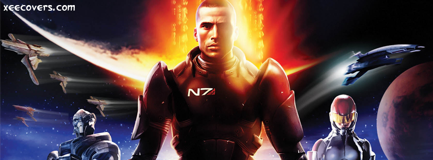 Mass Effect 1 FB Cover Photo HD