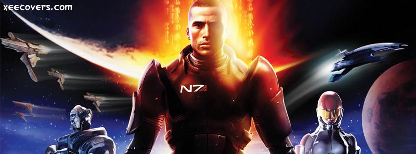 Mass Effect 1 FB Cover Photo HD