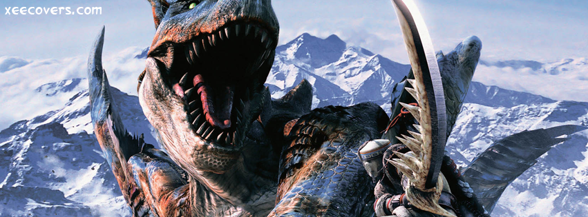 Monster Hunter FB Cover Photo HD