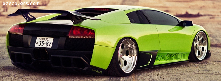 Murcielago FB Cover Photo HD